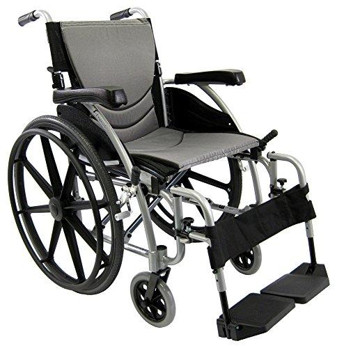 Karman-Ergonomic-Wheelchair-with-MAG-Wheels-Pearl-Silver16-x-17