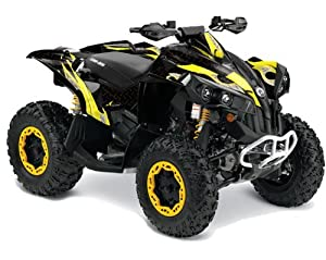 Amazon Com Amr Racing Can Am Renegade 800x 800r Atv Quad