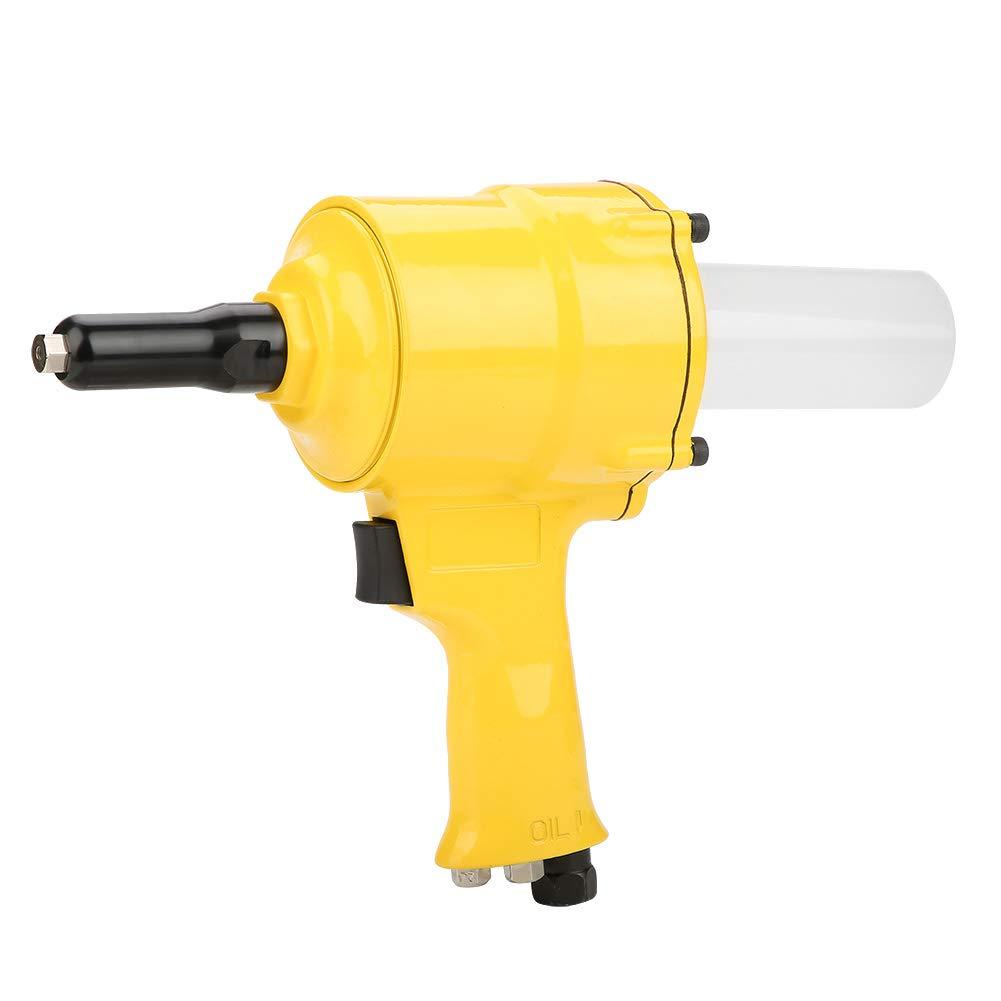 Pistola per rivetti , KP-705P Pistola per rivettatrice pneumatica Impugnatura per rivetti Pistola per rivetti ad aria compressa 2.4-4.8mm Pistola per rivettatura pneumatica Pistola per rivetti ad aria