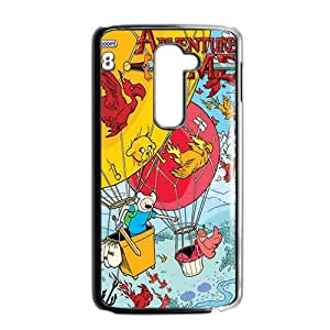 Aadventure time Case Cover For LG G2 Case