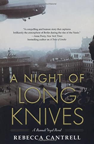 book cover of A Night of Long Knives