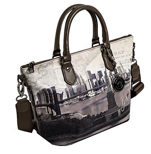 YNot? shopping S LIBERTY ISLAND Handtasche G-395 LI