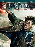 Harry Potter Instrumental Solos: Flute, Book & CD (Pop Instrumental Solo Series)