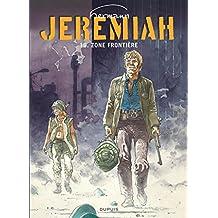 Jérémiah 19 : Zone frontière