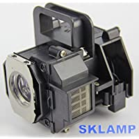 ELP49 V13H010L49 Projector Lamp Bulb with Housing Replacement for Epson Power Lite Home Cinema 8350 8345
