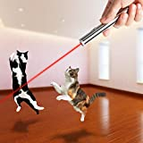 Cat Chaser Toys,Myguru 2 in 1 Multi Function Funny Cat Chaser Toys Interactive LED Light,Training Tools