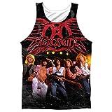 Tank Top: Aerosmith- Stage Size XXL