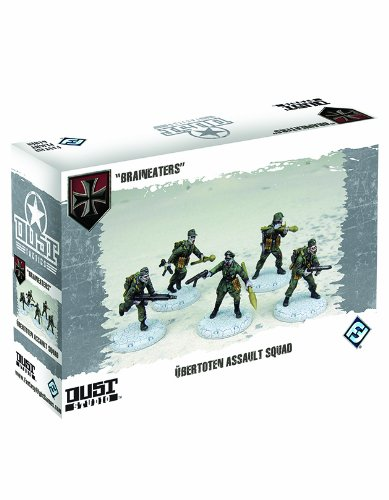 Dust Tactics: Axis Ubertoten Assault Squad
