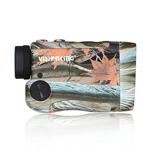 Visionking Rangefinder 6x25 Laser Range Finder Hunting Golf Rain Model 600 m New Camo