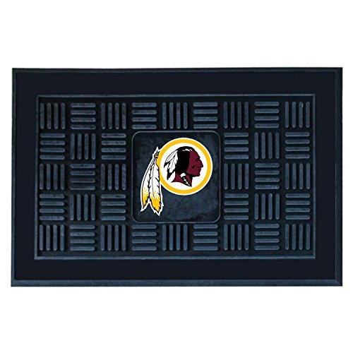Fanmats Washington Redskins Medallion Door Mat