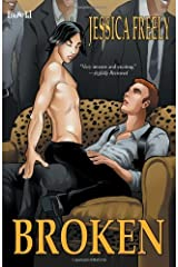 Broken by Jessica Freely (2012-09-30) Paperback