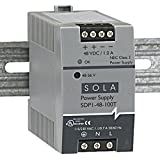 USED SOLA SDP1-24-100 Power Supply Module 24VDC 1.3A