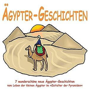 Ägypter-Geschichten für Kinder Hörbuch