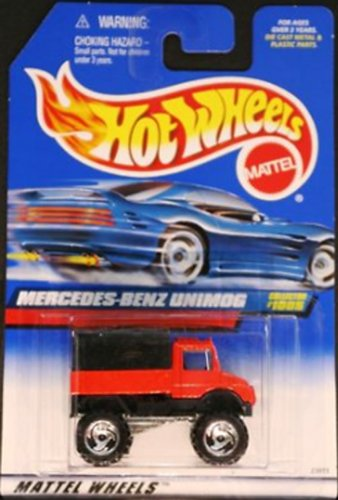 Mattel Hot Wheels 1999 1:64 Scale Game Over Series Red Twin Mill II Die Cast Car 4/4 - Pro Rodz Series