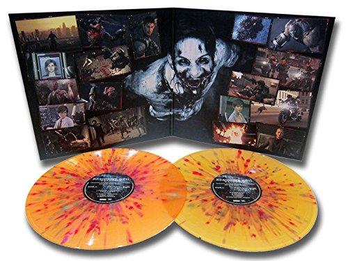 Price comparison product image Resident Evil: Vendetta - Original Motion Picture Soundtrack Double LP [A-Virus Variant Exclusive]
