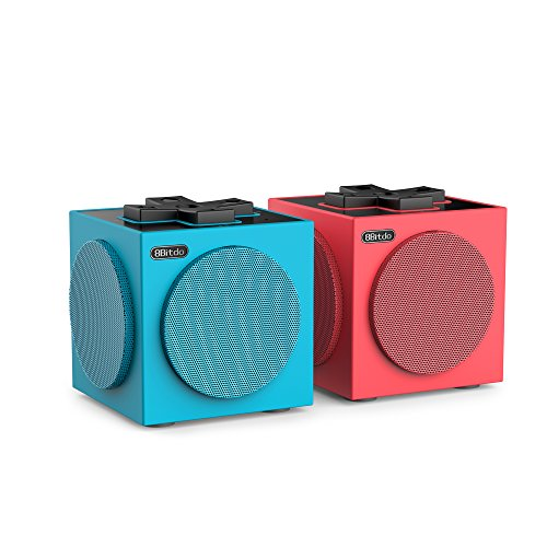 8Bitdo Twin Cube Stereo Bluetooth Speakers