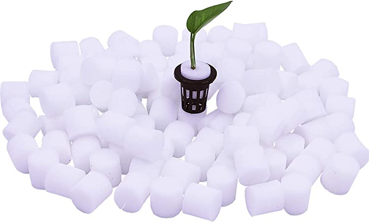 Gardening Accessories for Hydroponic Garden System Seed Starting 5 Packs Compatible Seed Pod Replacements Grow Sponge Seed Starter Replacement Grow Sponges
