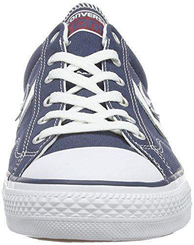 Unisex Navy Top Blau Star Low OX Player White Erwachsene Converse dgFxqXwd