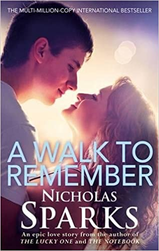 Buy A Walk To Remember Book Online At Low Prices In India A Walk
