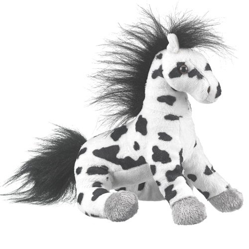 Spotted Pony (Wild Life Artist Pinto Horse)