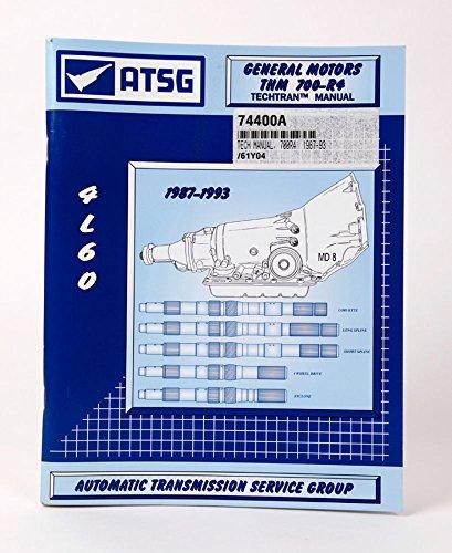 700r4 transmission repair manual - 4
