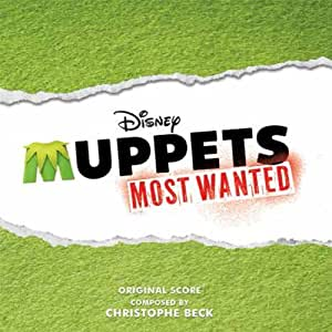 Muppets Most Wanted [Score]