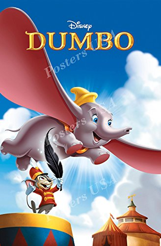 Posters USA - Disney Classics Dumbo Poster - DISN043 (24