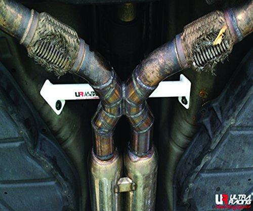 ULTRA RACING 2-Point Middle Lower Bar Brace Nissan FAIRLADY Z33 350z ()