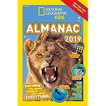 National Geographic Kids Almanac 2019