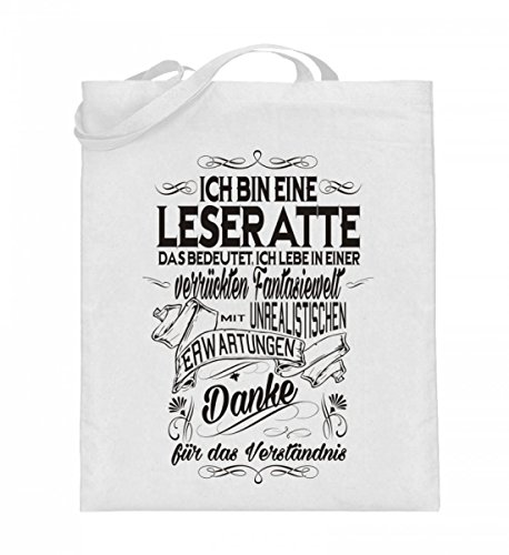 Shirtee Hv2rkmyb_xt003_38cm_42cm_5739 - Cotton Fabric Bag For Blue 38cm-42cm Weiß Woman