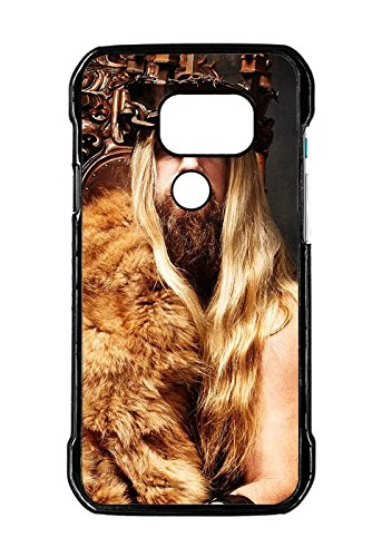 Personalized Protective Hard Textured zakk wylde throne fur candles windows Cell Phone Case Cover Compatible with Samsung Galaxy S7 Active-Version Design By [Cynthia Cooley]