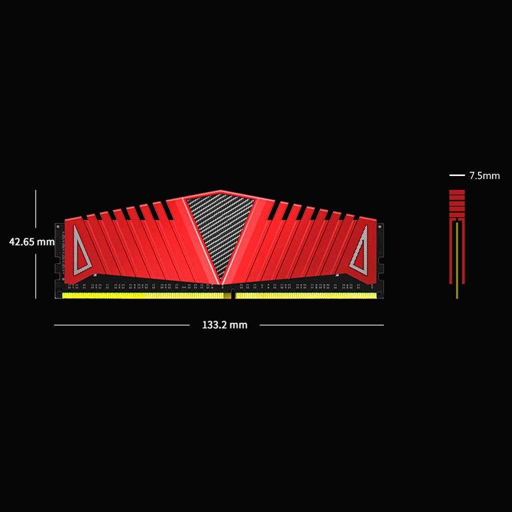 1Set RAM Heatsink Cooling Heat Sink Dissipation Pad Cooler for PC DDR2 DDR3 DDR4