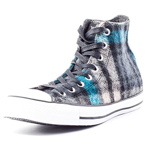 Fa Uomo Blue Black Converse Sneakers 149455c