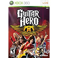 Guitar Hero: Aerosmith - Game Only - Xbox 360 - Standard Edition