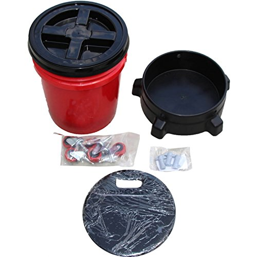 Eckler's Premier Quality Products 55-253360 Complete Wash System, With Grit Guard & Dolly