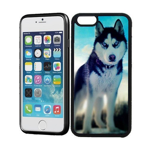 Houseofcases Siberian Husky Photo Art iPhone 6 Case - Fits iPhone 6