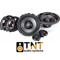 Morel® Virtus 602 6-1/2 2-Way Virtus Series Component Speaker System
