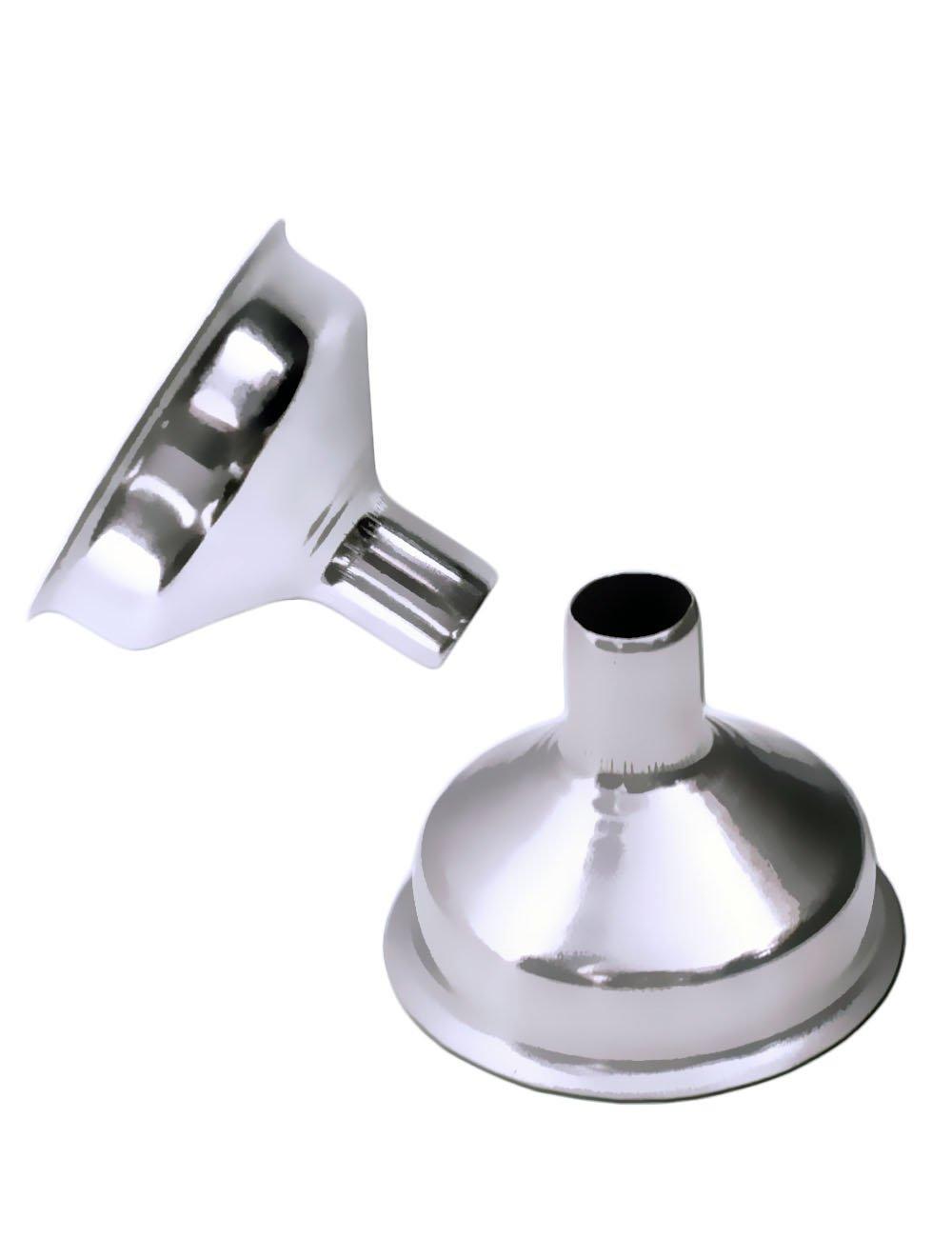 Leder-Tasche 6-Teiliges Edelstahl Trink-Becher Set Outdoor Saxx/® ideales Flachmann-Zubeh/ör 4 Schnaps-Becher Einf/üll-Trichter