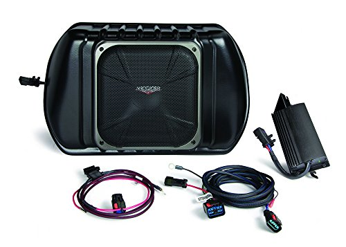 Kicker SWRA207 Powered Subwoofer Upgrade System for 2007-2010 2 Door Jeep - Kicker Subwoofers Home Audio