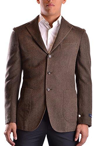 Burberry Men's Mcbi056085o Brown Wool Blazer - Burberry Coat Men