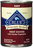 Blue Buffalo Homestyle Recipe Beef Dinner Canned D...