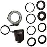 Neewer FC100 32 Super Bright LED Macro Ring Flash For Canon, Nikon,Olympus, Pentax SLR Cameras (Will Fit 52, 55, 58, 62, 67, 72, 77mm Lenses)