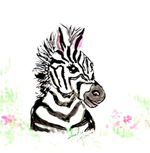 amazon com nursery art prints african animals baby animals