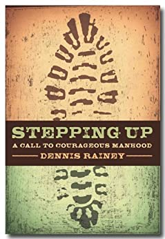 Stepping Up by [Rainey, Dennis]