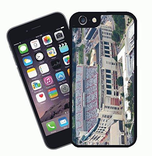 Arkansas Razorbacks - Donald W Reynolds Stadium - questa copertura si adatta Apple modello iPhone 6s (6s non plus) - di idee regalo di Eclipse