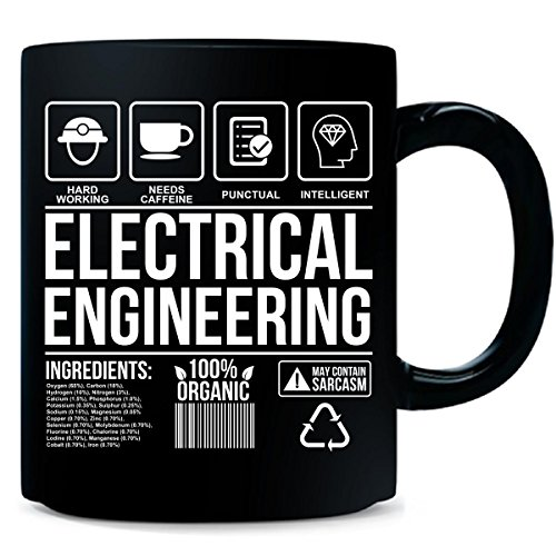 Electrical Engineering - Mug by Katnovations