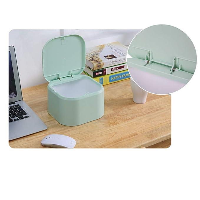 Amazon.com: NszzJixo9 Mini Countertop Trash Can,Waste ...
