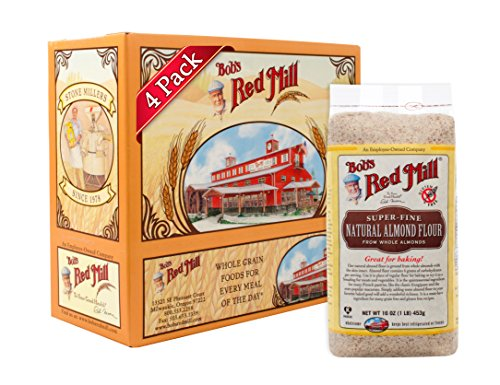 Bobs Red Mill Super-Fine Natural Almond Flour, 16-ounce