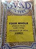 Swad Toor (Pigeon Peas) Whole 4lb