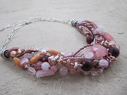 Quartz Ruby Necklace - 9
